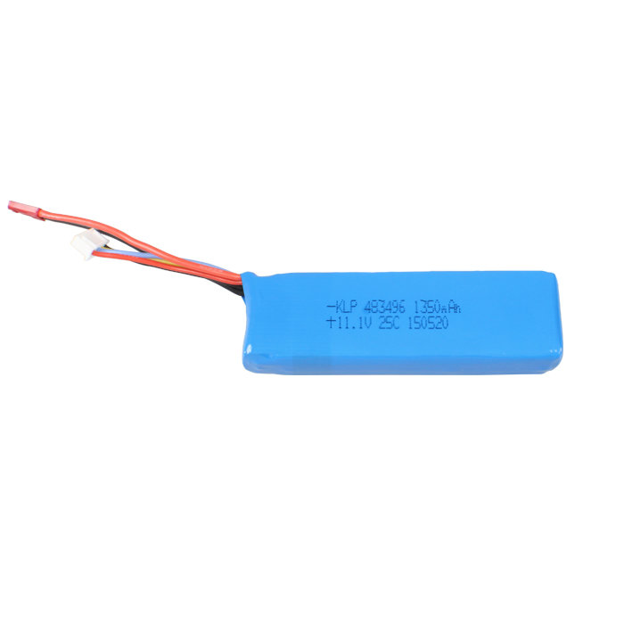 HiSky HMX280 Battery