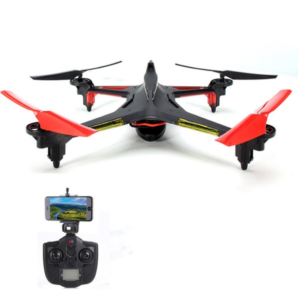 rc-quadcopters-XK Alien X250-B WiFi FPV Camera Headless Mode RC Quadcopter-XK Alien X250 B WiFi FPV With 720P Camera Headless Mode RC Quadcopter RTF 1024x1024