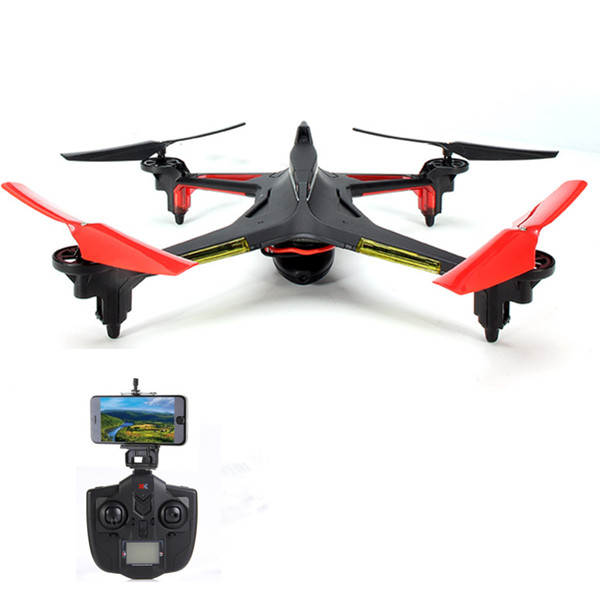 XK Alien X250-B WiFi FPV Camera Headless Mode RC Quadcopter