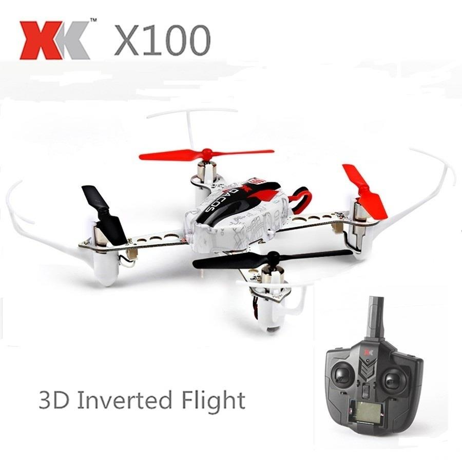 XK X100 Mode Inverted Flight 6 Axis LED RC Quadcopter