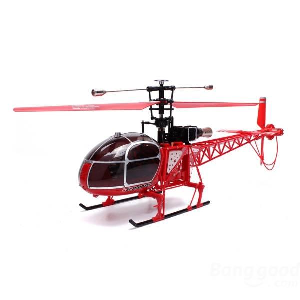 WLtoys V915 Scale Lama RC Helicopter RTF