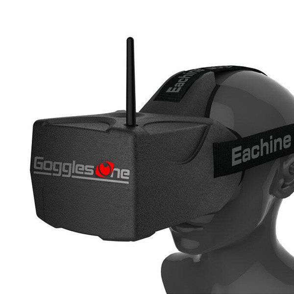 Eachine Goggles Raceband HD 1080p HDMI FPV Goggles Video Glasses