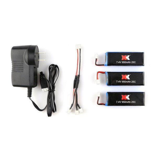 XK X251 RC Quadcopter Battery Charging Cable Charger