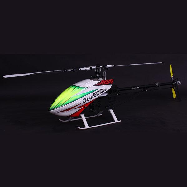 RC Helicopter ALZRC Devil 500 Pro SDC/DFC KIT