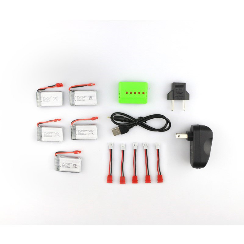 Syma X5HC X5HW RC Quadcopter Battery Charger Set