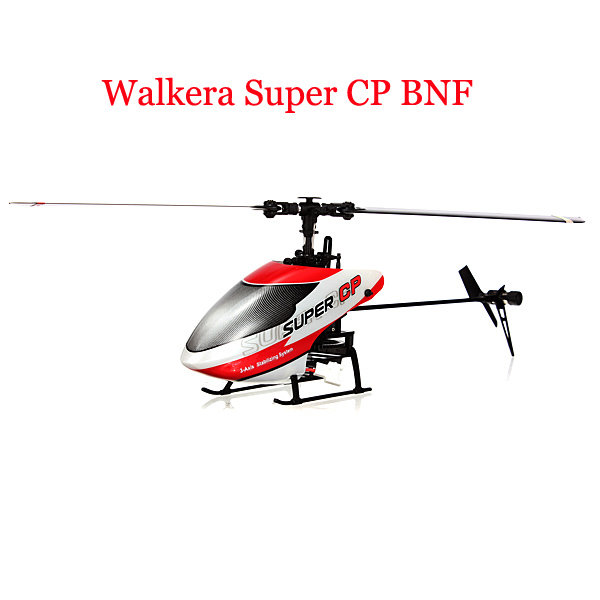 Walkera Super CP Flybarless RC Helicopter