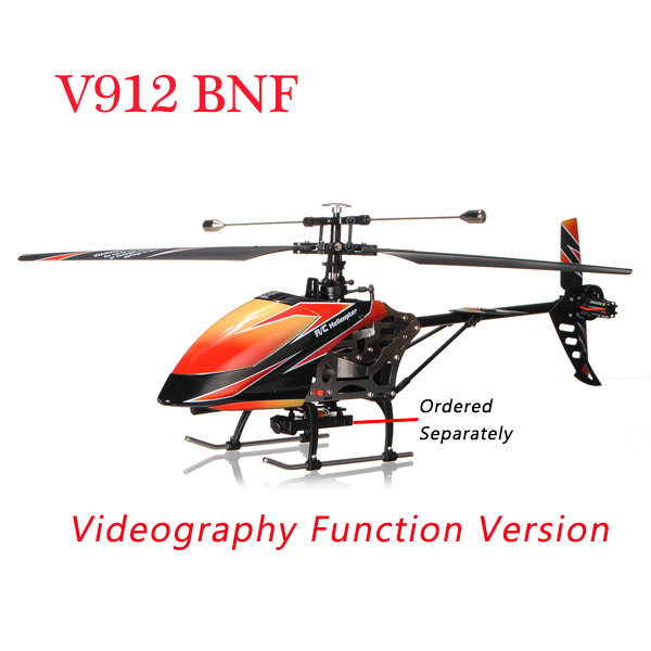 WLtoys V912 Sky Dancer Helicopter BNF