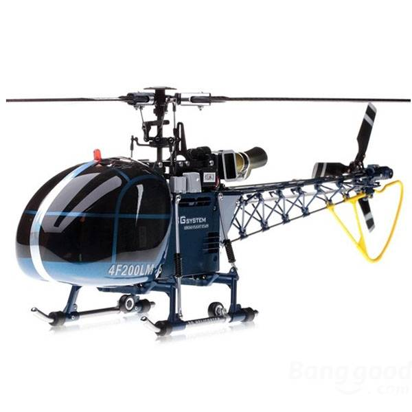 Walkera 4F200LM Brushless RC Helicopter BNF