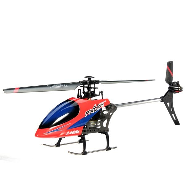 FX071C Flybarless RC Helicopter