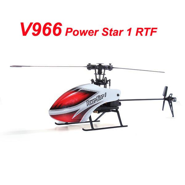 WLtoys V966 RC Helicopter