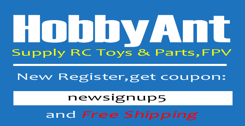 HobbyAnt : Supply RC Toys & Parts,FPV
