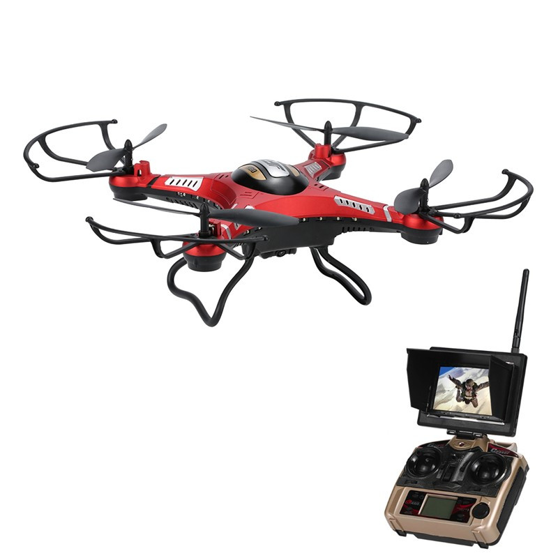 JJRC H8DH 5.8G FPV RC Quadcopter With 2MP HD Camera 2.4G 4CH 6Axis Altitude Hold