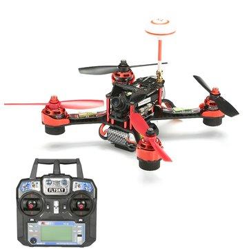 Realacc GX210 CC3D Naze32 F3 FPV Racer RTF with 700TVL Camera 40CH