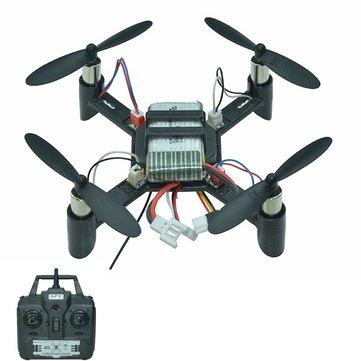 DM002 Mini WIFI FPV With 0.3MP Camera 2.4GHZ 4CH 6-Aixs RC Quadcopter