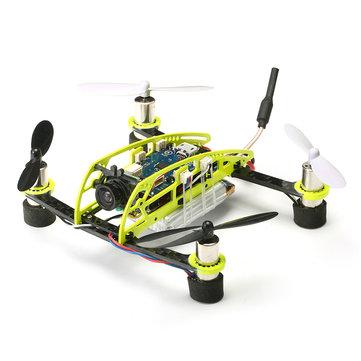 Fire Micro FPV Racing Quadcopter Based On Naze32 Flight Controller DSM2 Transmitter