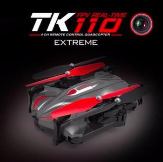 Skytech TK110HW WIFI FPV With 720P HD Camera RC Quadcopter RTF