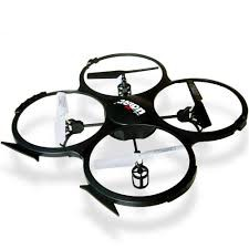 UDI U818A 2.4G 4CH 6 Axis RC Quadcopter With Camera RTF Mode 2
