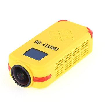 Hawkeye Firefly Q6 4K 1080P 24FPS HD Mini Camera for FPV Racer