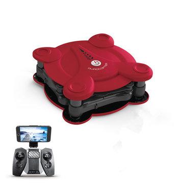 Eachine E55 Mini WiFi FPV Foldable Pocket Drone RC Quadcopter