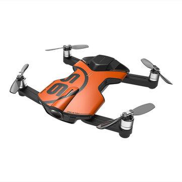 Wingsland S6 Pocket Selfie Drone WiFi FPV Quadcopter