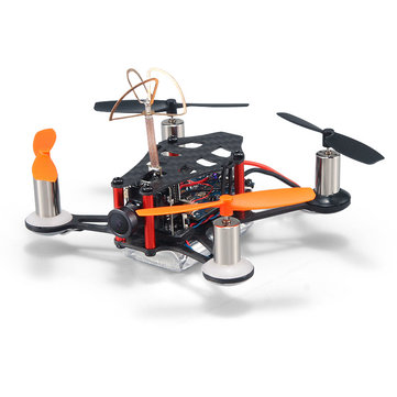 JJRC JJPRO-T1 95mm Micro Brushed FPV Racing Quadcopter