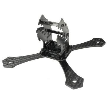 Realacc T190 190mm 5 Inch Carbon FPV Racing Fiber Frame Kit