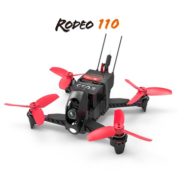 Walkera Rodeo 110 110mm FPV Racing Drone with Camera & Transmission