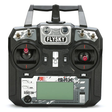 Flysky FS-i6X RC Transmitter With FS-iA10B Receiver