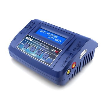 Skyrc E660 60W AC DC Multi-chemistry Balance Charger