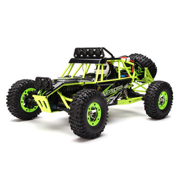 WLtoys 12428 2.4G 1/12 4WD Crawler RC Car