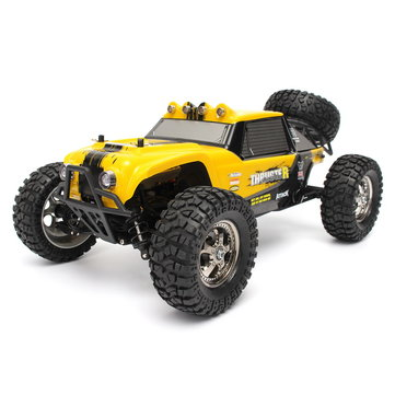 HBX 12889 1/12 2.4G 4WD RC Truggy Thruster RC Car
