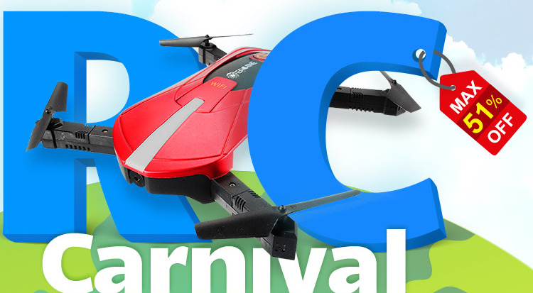 RC Carnival at Banggood: Max 51% Off