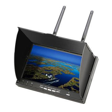 Eachine LCD5802D 5802 5.8G 40CH 7 Inch FPV Monitor