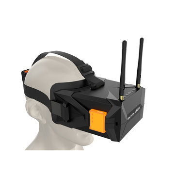 Eachine VR011 5 Inches  5.8G 40CH FPV Goggles