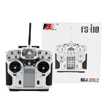 Flysky FS-i10 10CH 2.4GHz Transmitter with Receiver