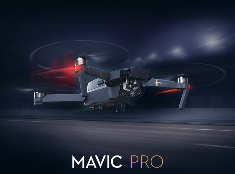30% OFF The Lowest Price To Buy DJI Mavic Pro Drone!Under $1000