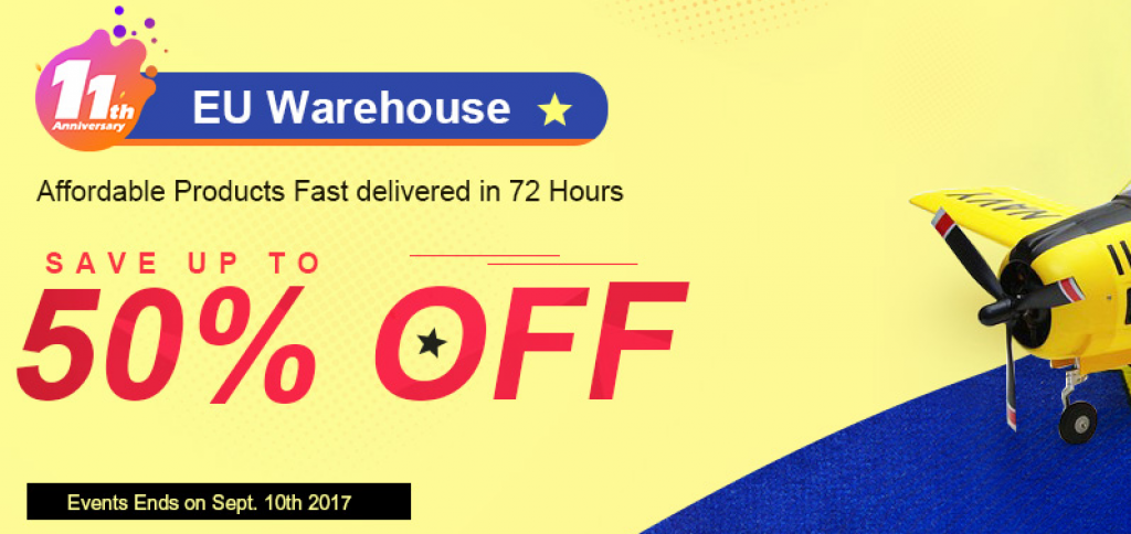 news-Tips to Help you Join Banggood's 11th Anniversary Easily-EU Warehouse 1024x484