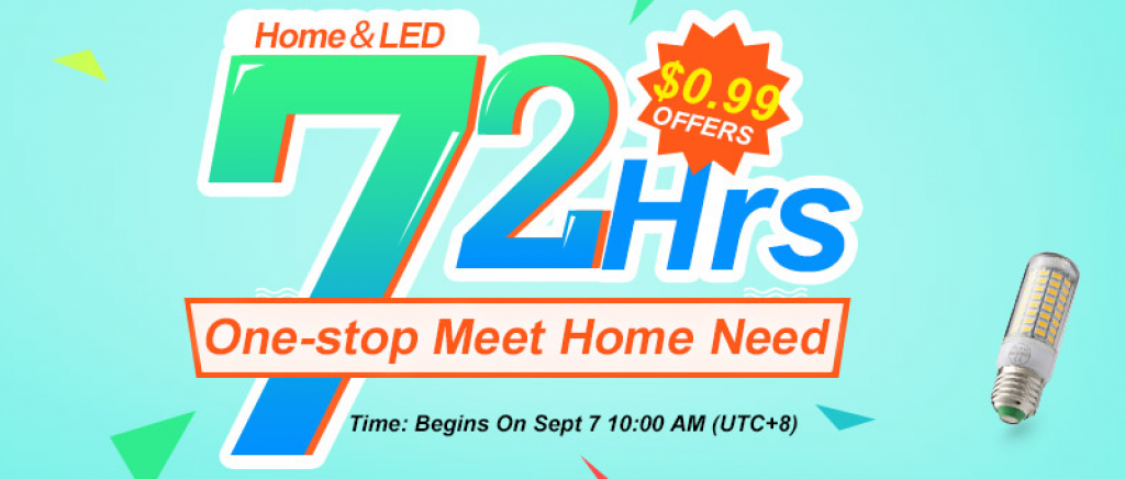 news-Tips to Help you Join Banggood's 11th Anniversary Easily-home led 1024x436