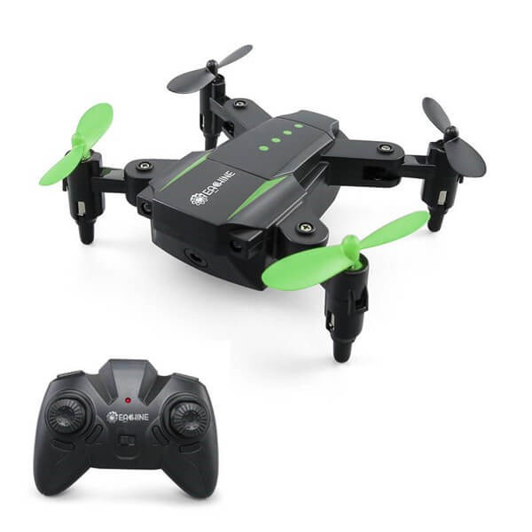 Overview of Eachine E59 Mini RC Quadcopter RTF