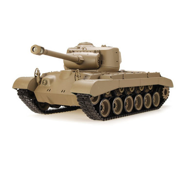 Heng Long 1/16 2.4G 3838-1 US M26 Pershing RC Tank