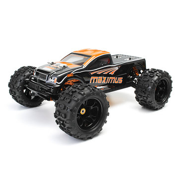 DHK 8382 Maximus 1/8 85KM/H 120A 4WD Brushless Monster Truck