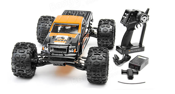 rc-toys-DHK 8382 Maximus 1/8 85KM/H 120A 4WD Brushless Monster Truck-DHK 8382 Pictures 1