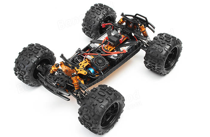 rc-toys-DHK 8382 Maximus 1/8 85KM/H 120A 4WD Brushless Monster Truck-DHK 8382 Pictures