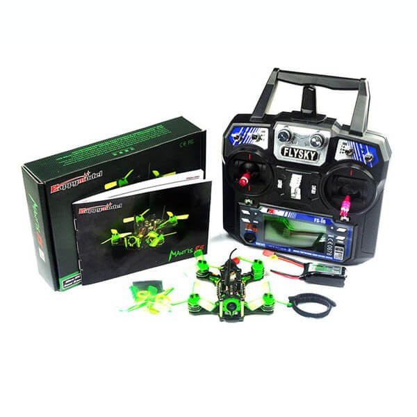 Happymodel Mantis85 85mm RC FPV Racing Drone RTF
