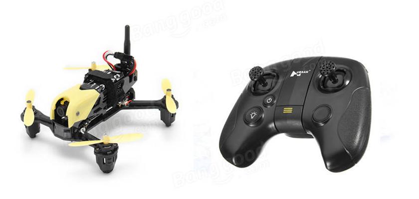 drones-Hubsan H122D X4 STORM 5.8G FPV Micro Racing Drone-Hubsan H122D Standard Version