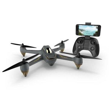 Hubsan H501M X4 Waypoint WiFi FPV Brushless GPS RC Quadcopter RTF