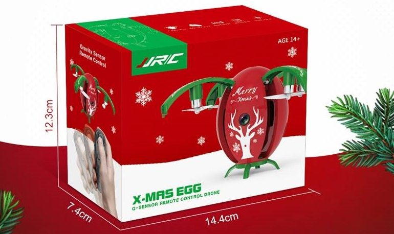 drones-JJRC H66 Christmas Egg WIFI FPV Selfie Drone-JJRC H66 Pictures 7