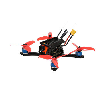 SPC Maker 110VT 110mm Brushless FPV Racing RC Drone BNF