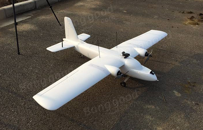 rc-airplanes-My Twin Dream MTD FPV 1800mm Wingspan EPO RC Airplane Kit-My Twin Dream 2