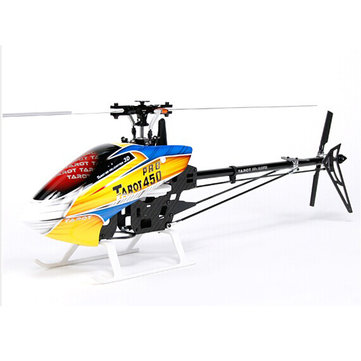 Tarot 450 PRO V2 FBL Flybarless RC Helicopter KIT Review